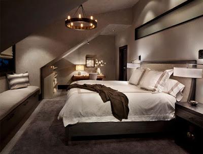 yatak odalarında dramatik dekorasyon2