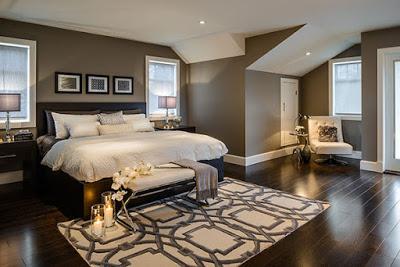 yatak odalarında dramatik dekorasyon3