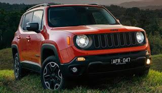 jeep renegade fiat motoru