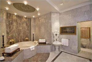 osmanlı motifleriyle dizayn edilmiş banyo örnekleri3