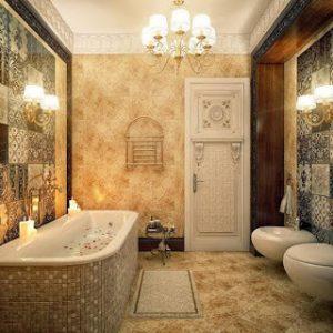 osmanlı motifleriyle dizayn edilmiş banyo örnekleri4