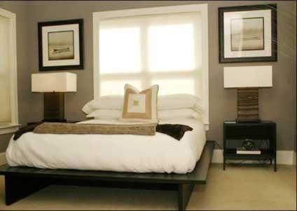 pencere önünde yatak nasıl konumlandırılır1