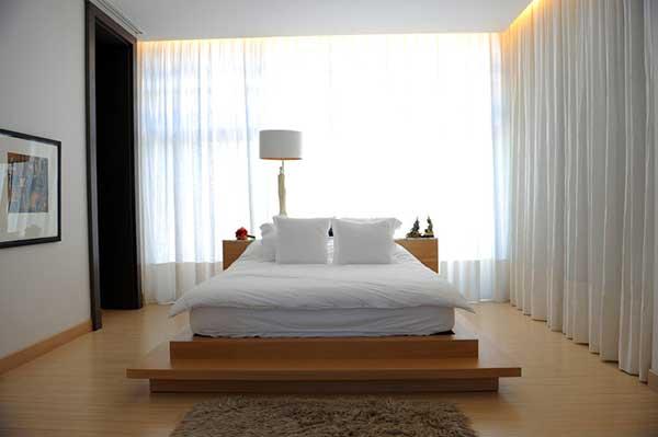 pencere önünde yatak nasıl konumlandırılır2