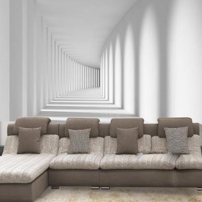 salon duvar kağıt modelleri 1