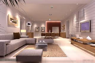 salon dekorasyonu 1