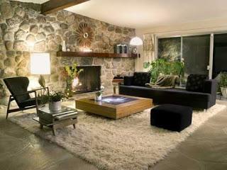 sik ve modern salon duvar dekorasyon ornekleri 20
