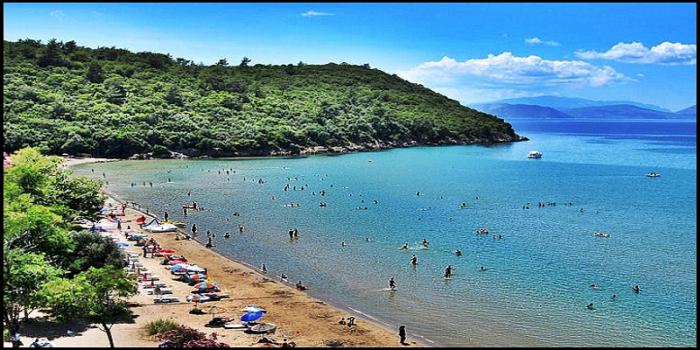 davutlar plaji kusadasi gezilecek yerler